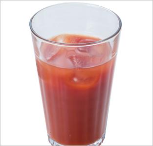 おそ松のトマトミックスジュース